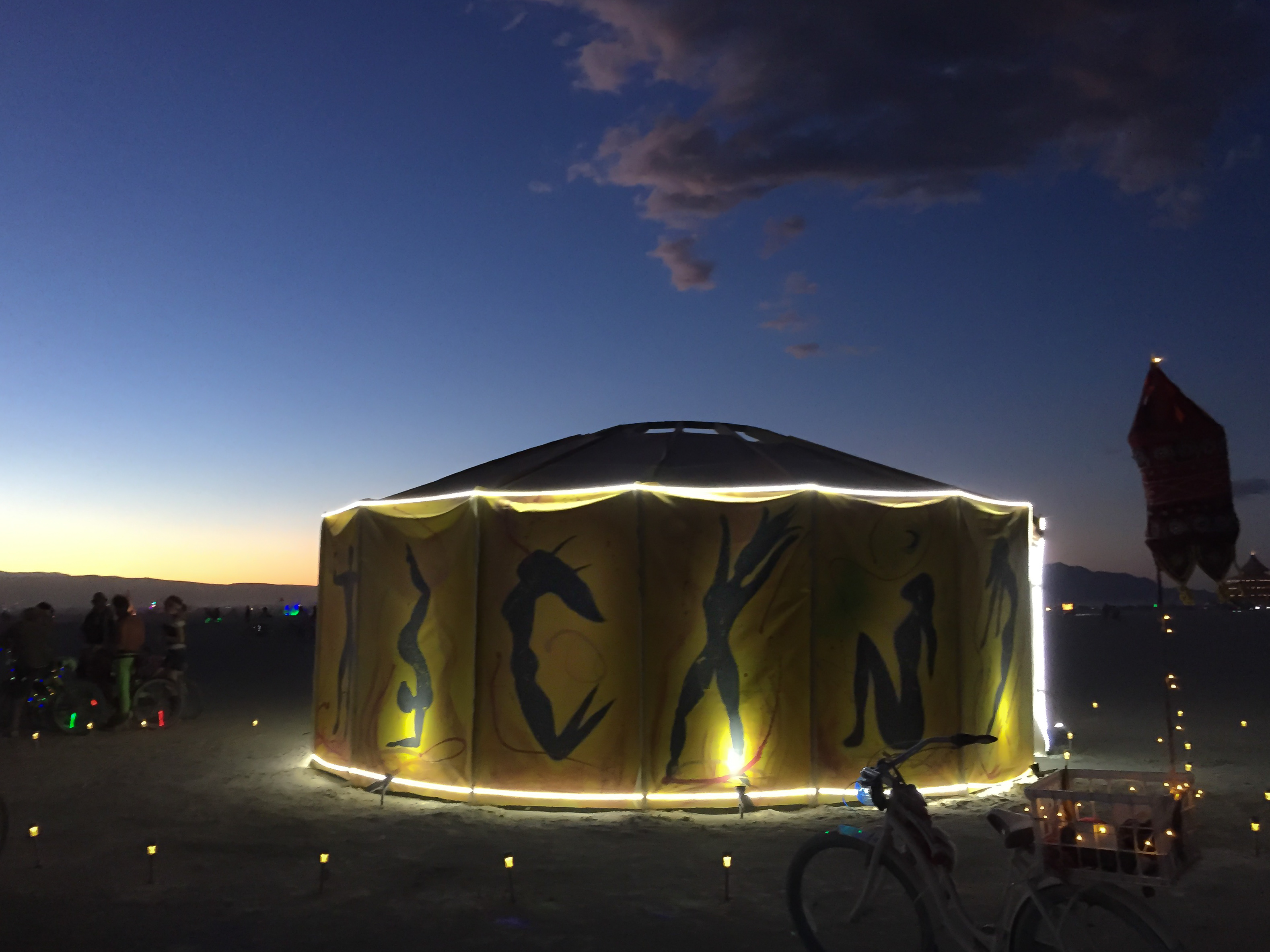 Axis Mundi at Burning Man